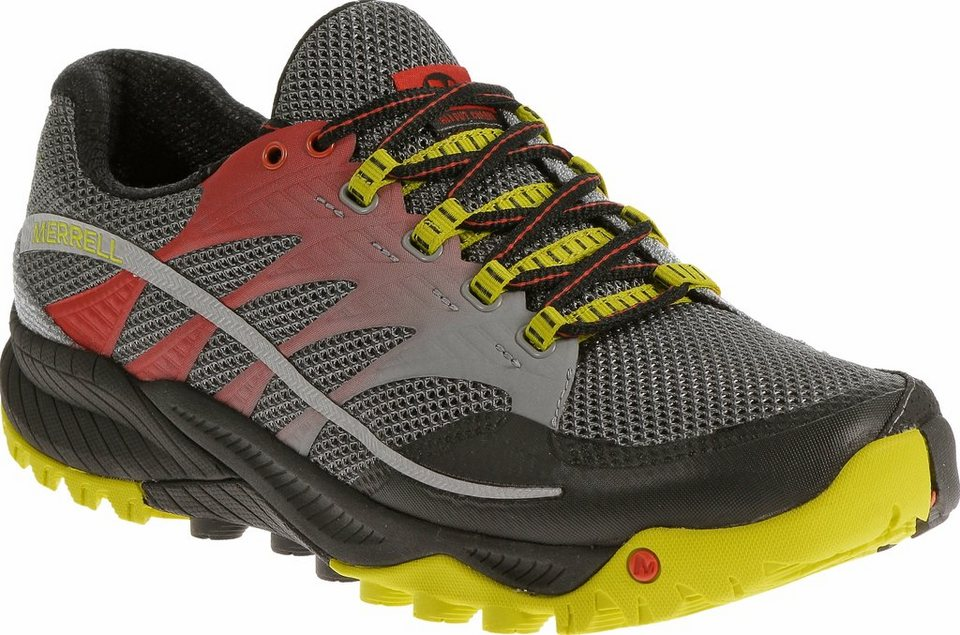 Merrell Runningschuh »All Out Charge Shoes Men« in grau