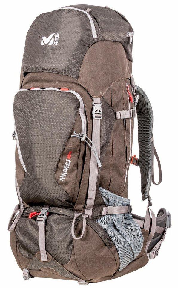Millet Sport- und Freizeittasche »Khumbu 55+10 Backpack« in braun