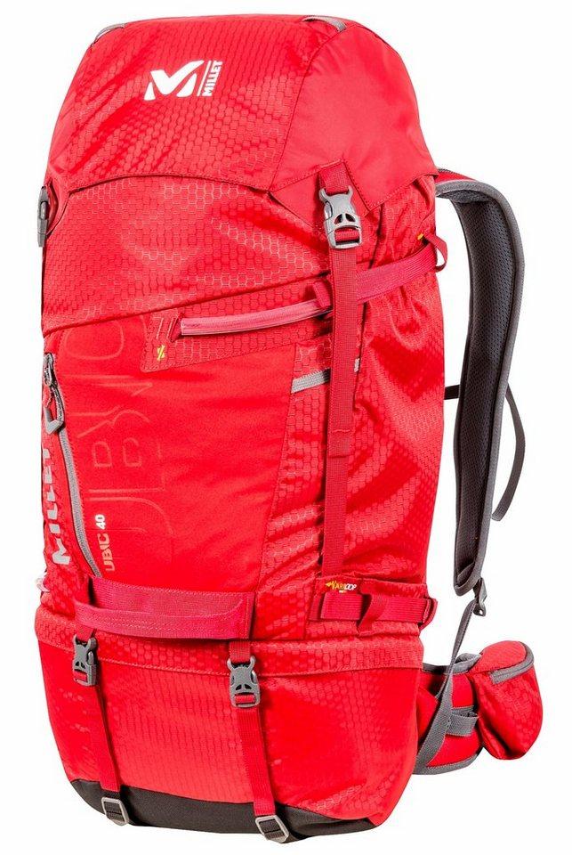 Millet Sport- und Freizeittasche »Ubic 40 Backpack« in rot