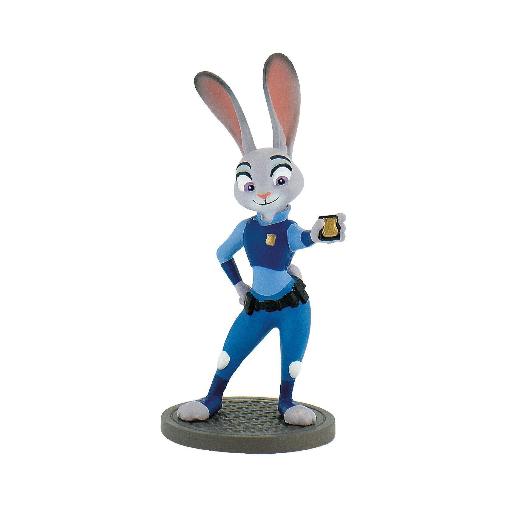 BULLYLAND Comicwelt - Disney Zoomania - Judy Hopps
