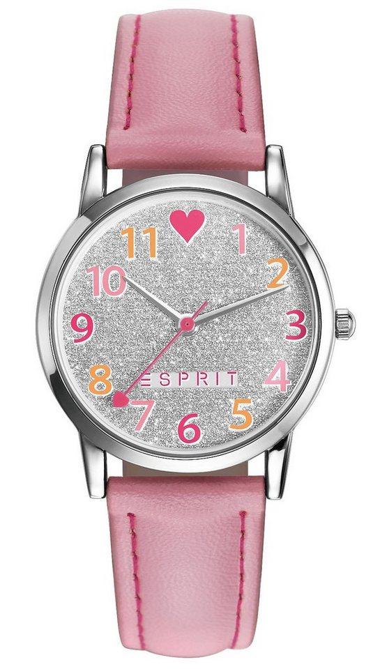 Esprit Quarzuhr »ESPRIT-TP90650 PINK, ES906504002« in pink