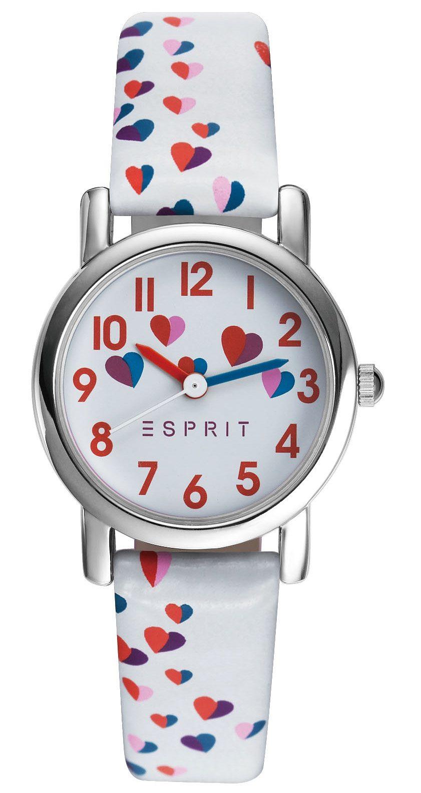 Esprit Quarzuhr »ESPRIT-TP90652 WHITE, ES906524001«