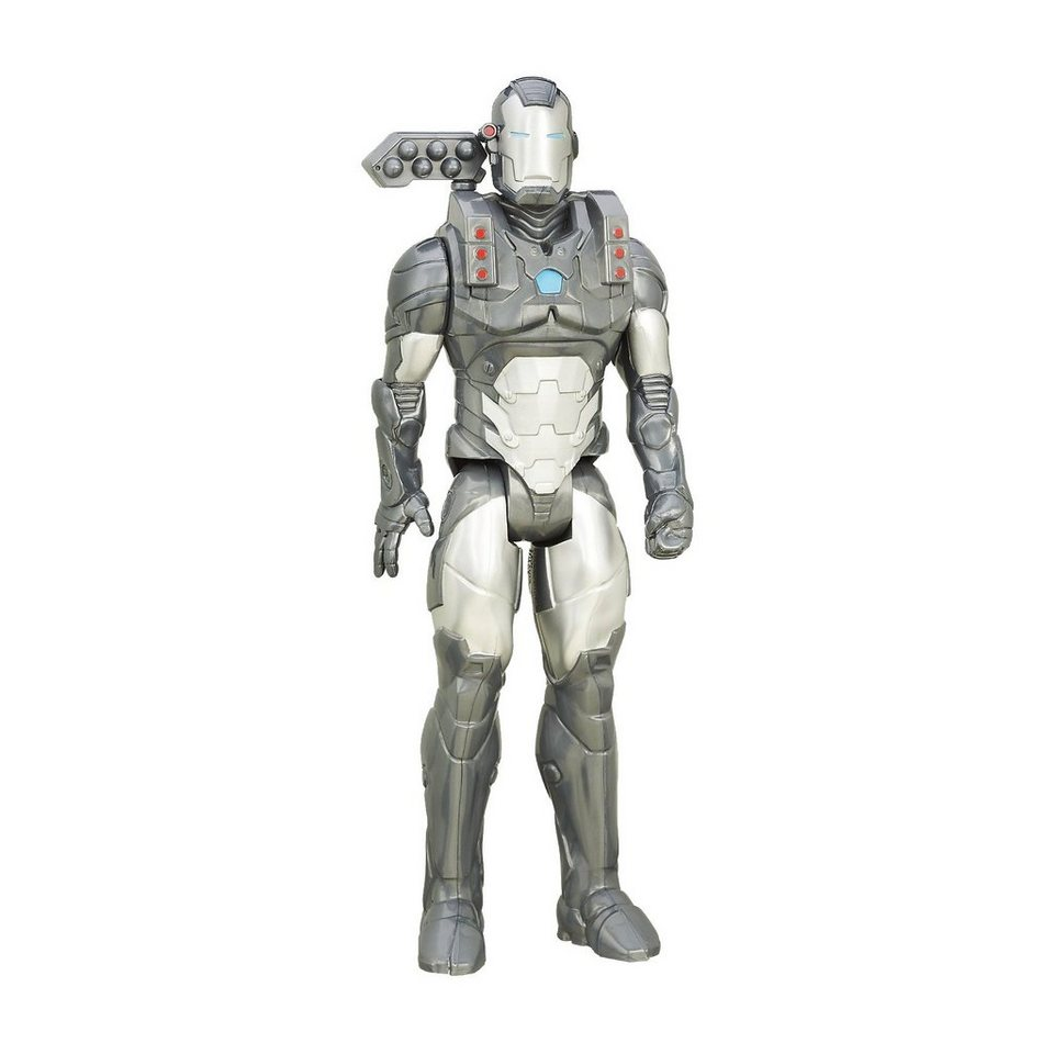 Hasbro Avengers Titan Hero Figur War Machine