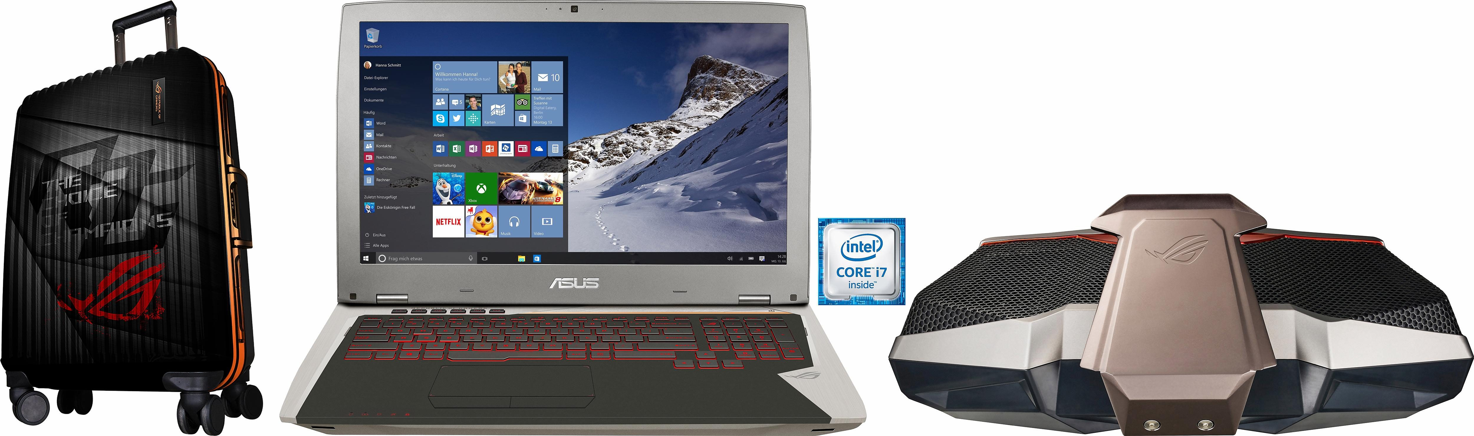 Asus GX700VO-GC009T Notebook, Intel® Core™ i7, 43,9 cm (17,3 Zoll), 512 GB Speicher