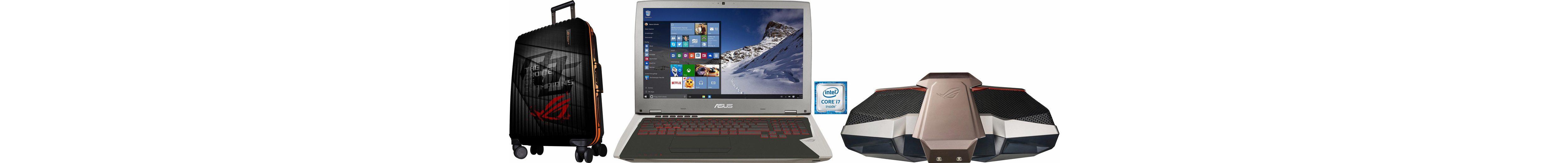 Asus GX700VO-GC009T Notebook, Intel® Core™ i7, 43,9 cm (17,3 Zoll), 512 GB Speicher