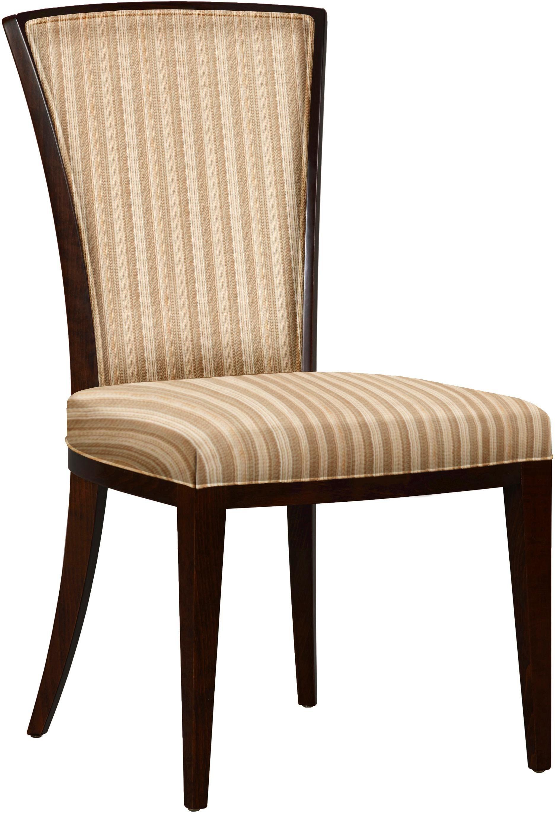 SELVA Stuhl »Luna« Modell 1231, nussbaumfarbig antik