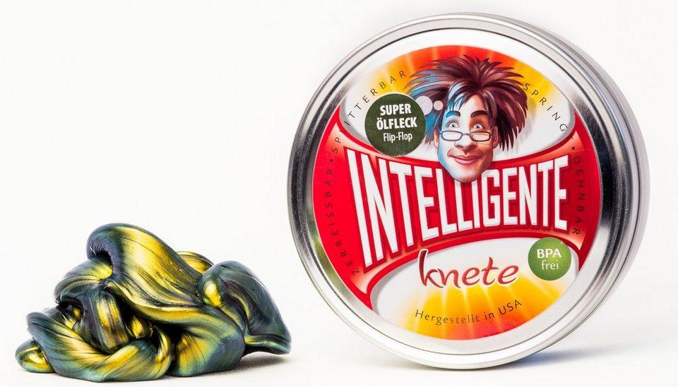 Intelligente Knete Knetmasse, »Farb-Flop«