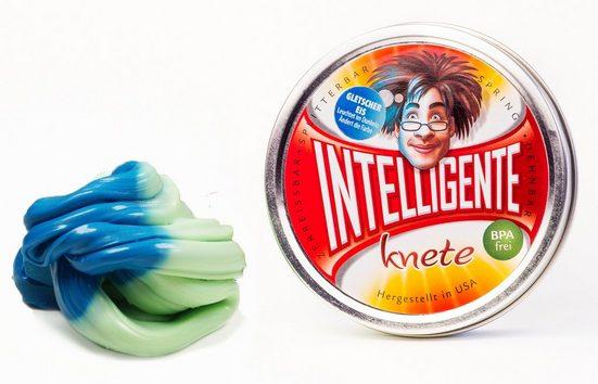 INTELLIGENTE knete Intelligente Knete »Farbwechsel - Gletschereis«, mit Farbwechsel
