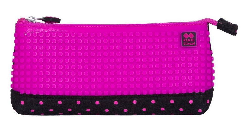 Pixie Crew Schlampermäppchen inklusive 100 Pixies in pink