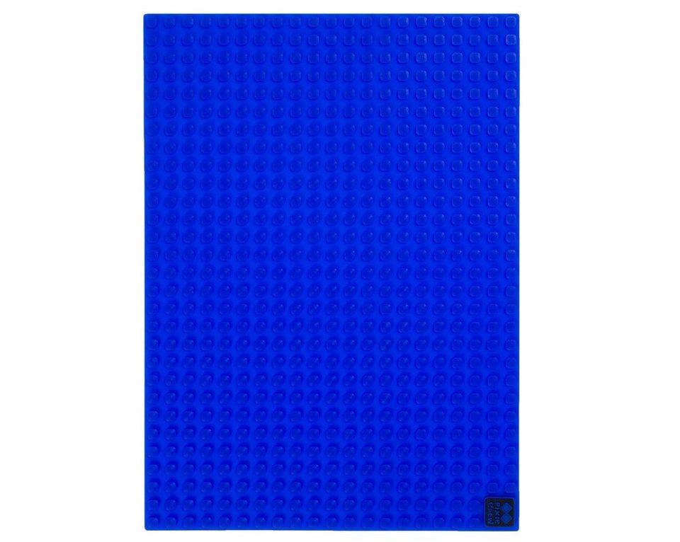 Pixie Crew Steckplatte mit 100 Pixies in blau