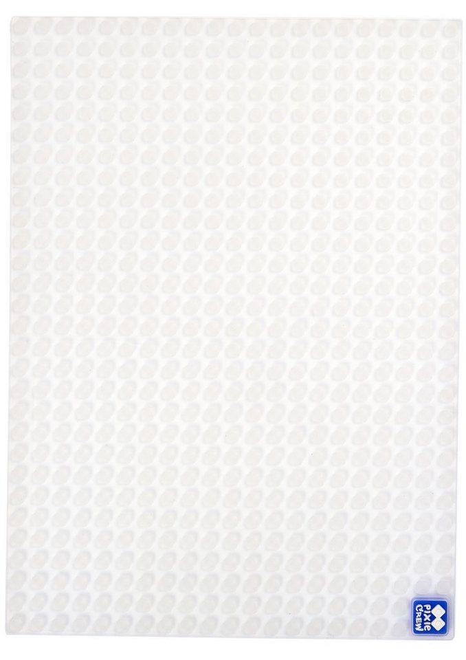 Pixie Crew Steckplatte mit 100 Pixies in transparent