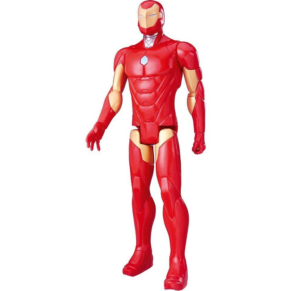 Hasbro Avengers Titan Hero Figur Iron Man