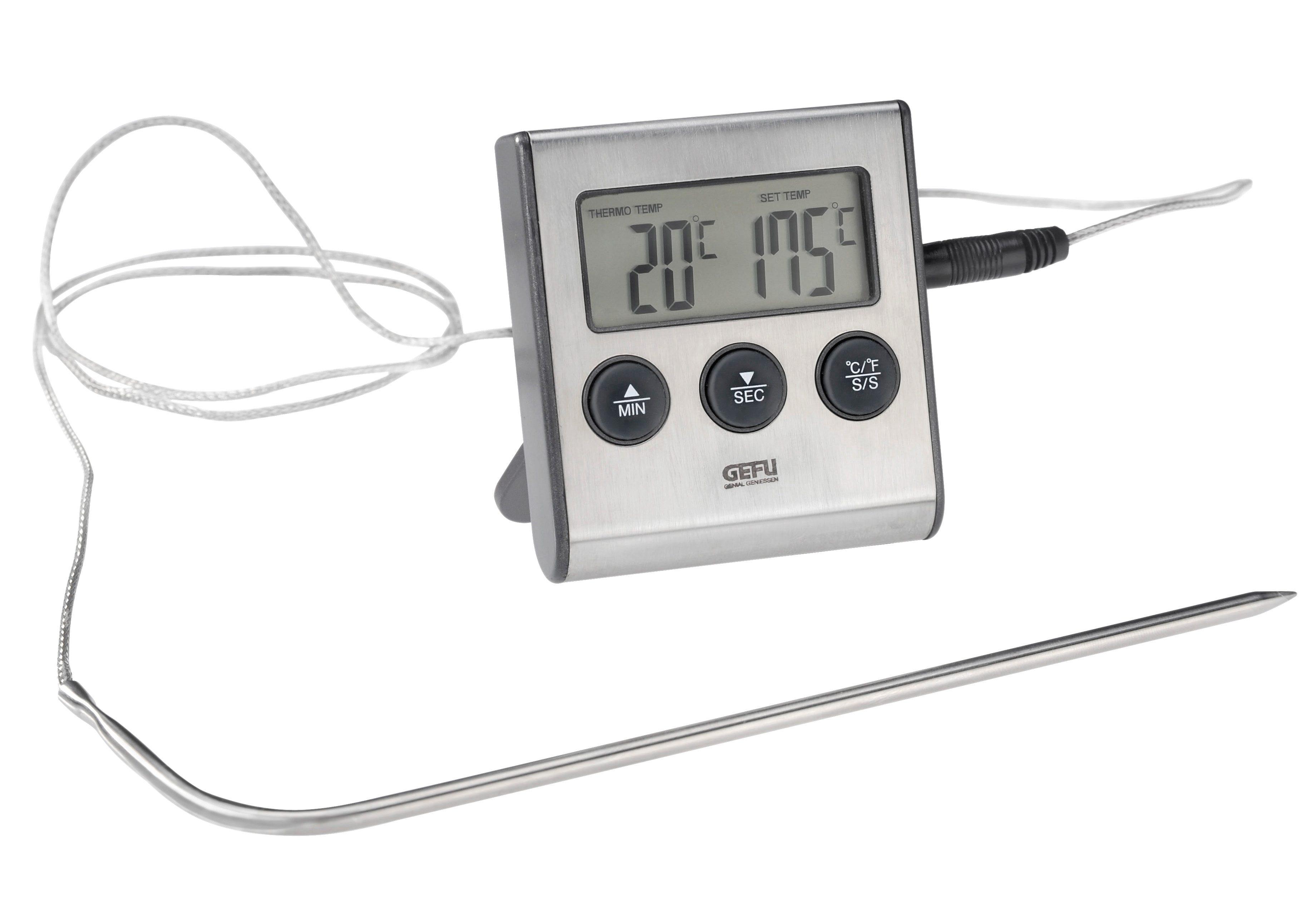 GEFU Digitales Bratenthermometer , »TEMPERE«