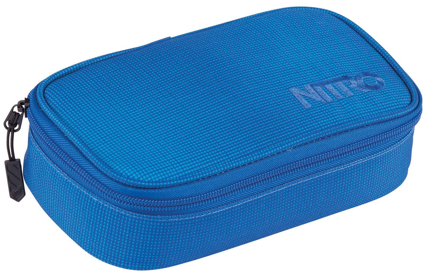 Nitro Federmäppchen, »Pencil Case XL - blur brilliants blue«