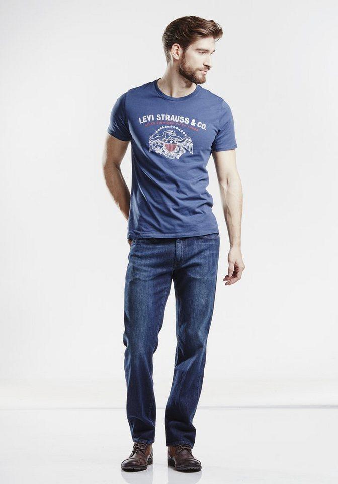 Levi's® Jeans »514 Slim Straight Jeans« in Moonlight Worn