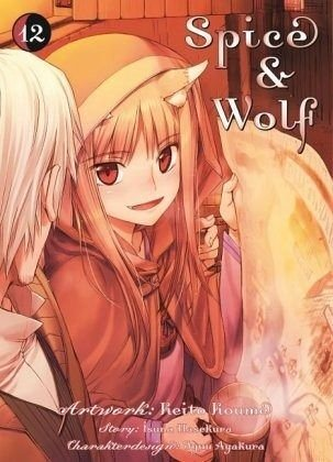 Broschiertes Buch »Spice & Wolf 12«