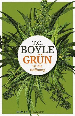 Gebundenes Buch »Grün ist die Hoffnung«