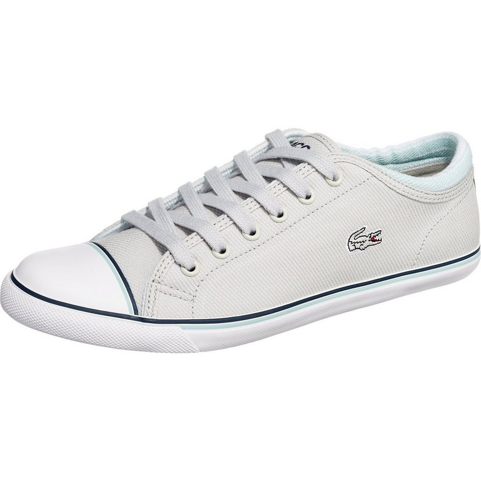 LACOSTE Shore Sneakers in hellgrau