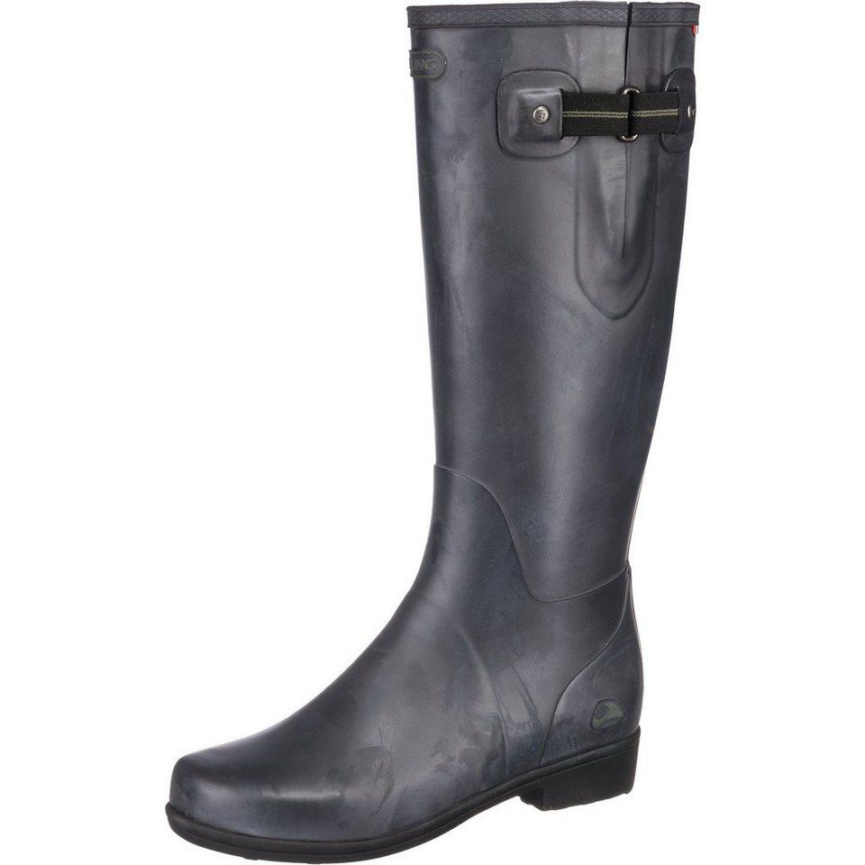 VIKING Elvida Stiefel in schwarz