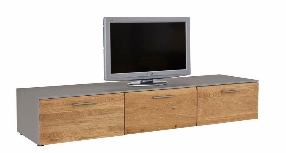 netfurn by gwinner lowboard solano lack fango mit 3. Black Bedroom Furniture Sets. Home Design Ideas