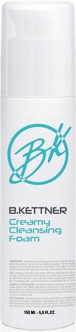 B.Kettner, »Creamy Cleansing Foam«, Sanfter Reinigungsschaum für jeden Hauttyp