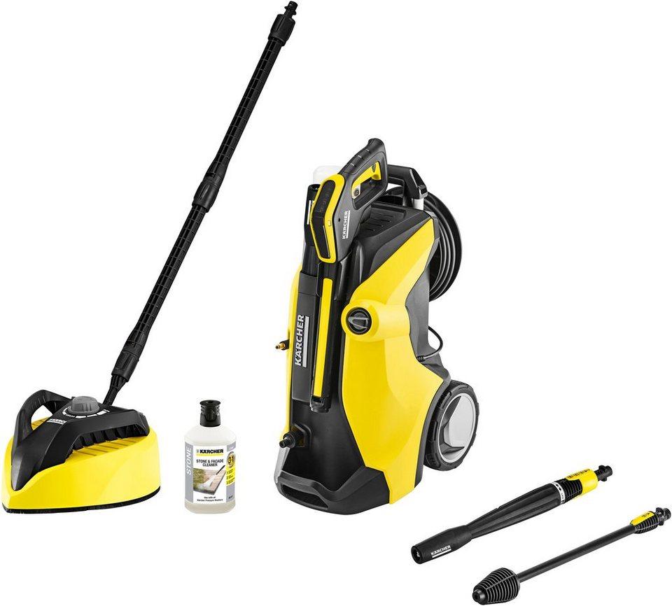 Hochdruckreiniger »K 7 Premium Full Control Home« in gelb