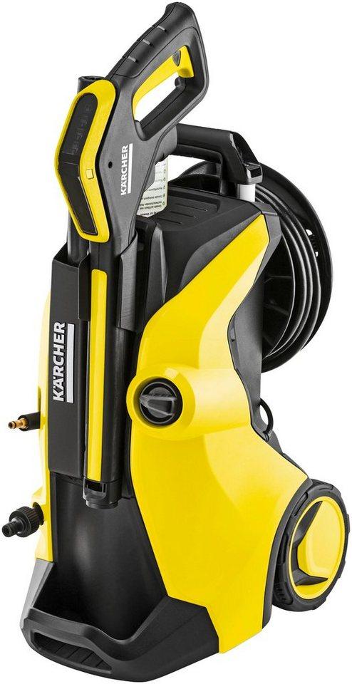 Hochdruckreiniger »K 5 Premium Full Control Home« in gelb