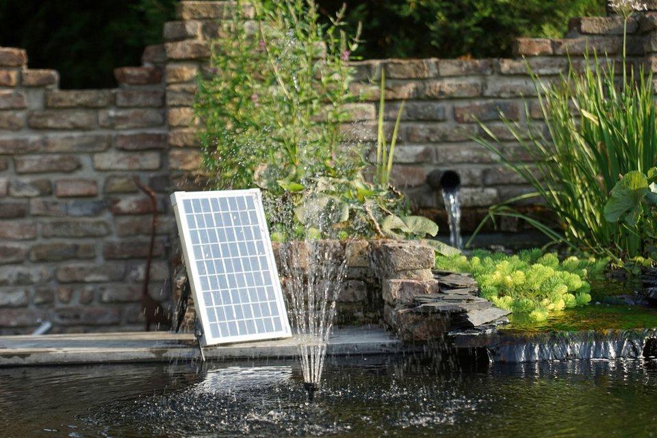 Solarteichpumpe »SolarMax 600« in weiß
