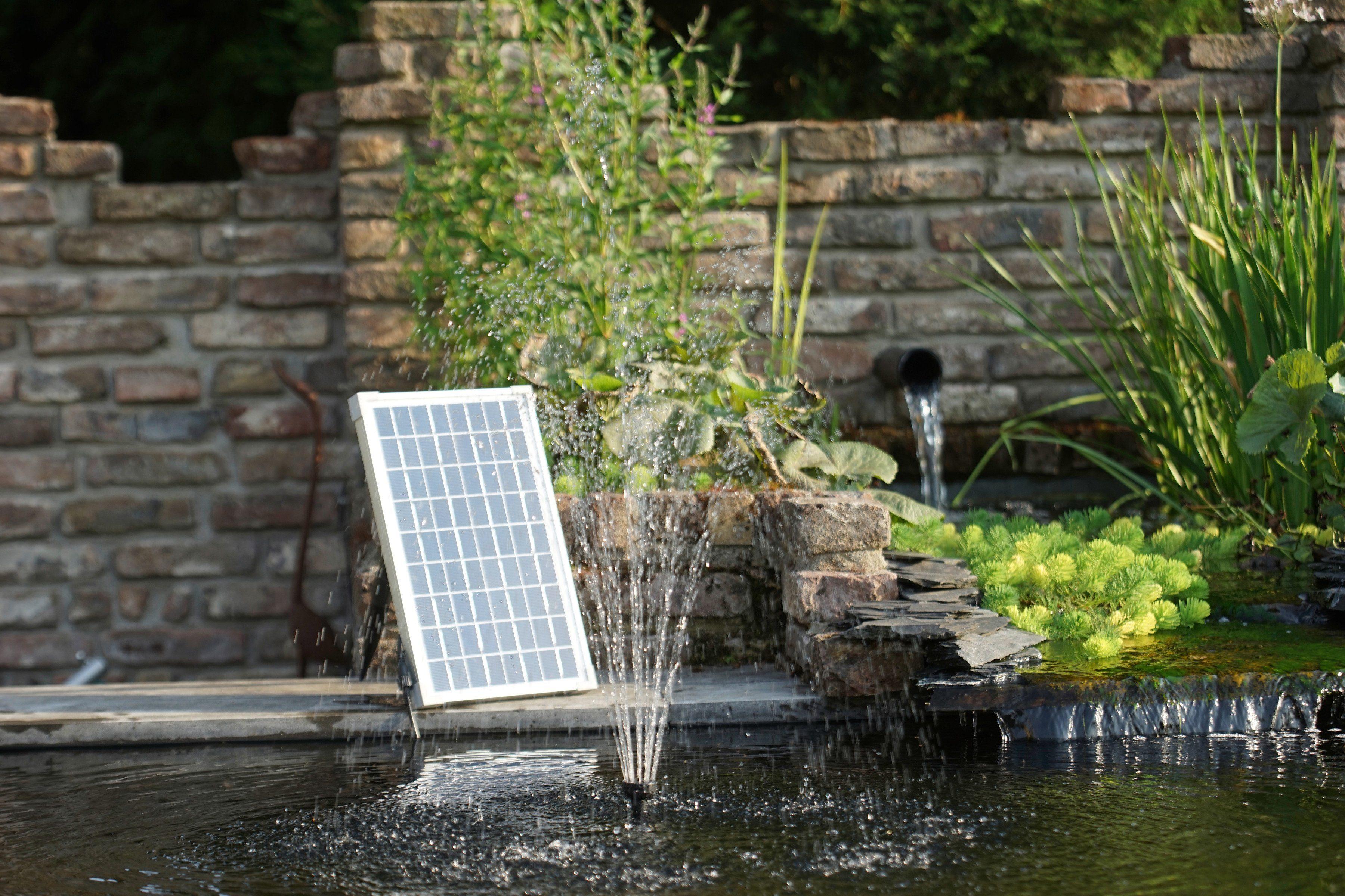 Solarteichpumpe »SolarMax 600«