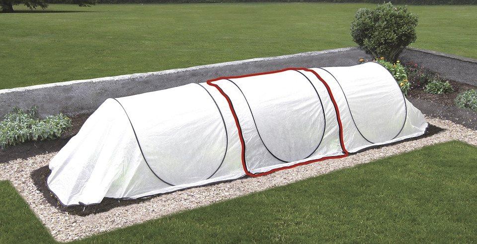 Frühbeet »Kälteschutz-Verlängerung« in weiß