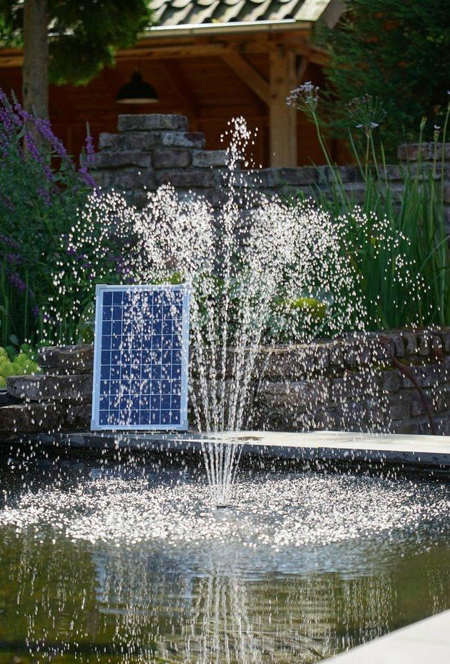 Solarteichpumpe »SolarMax 1000« in weiß