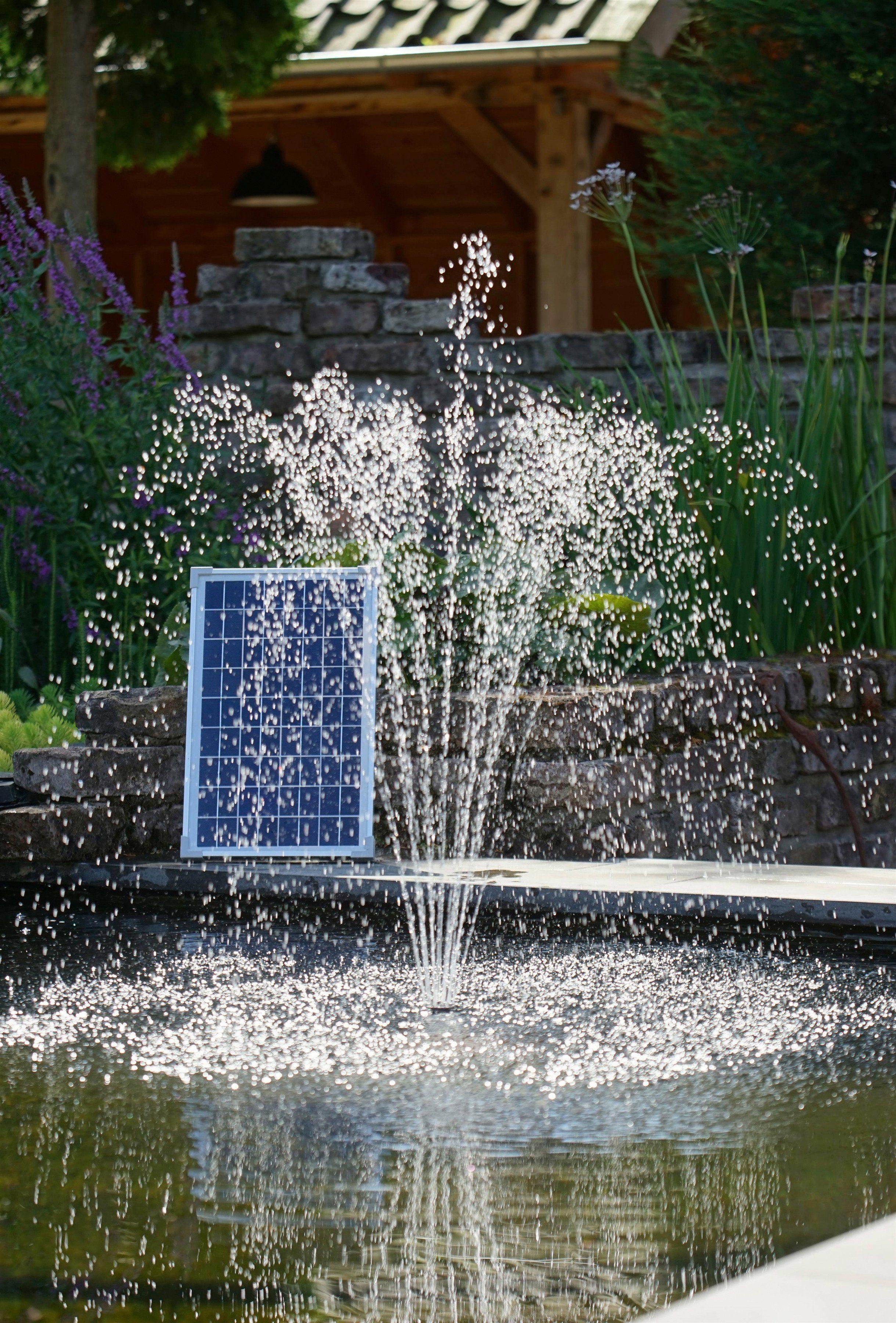 Solarteichpumpe »SolarMax 1000«