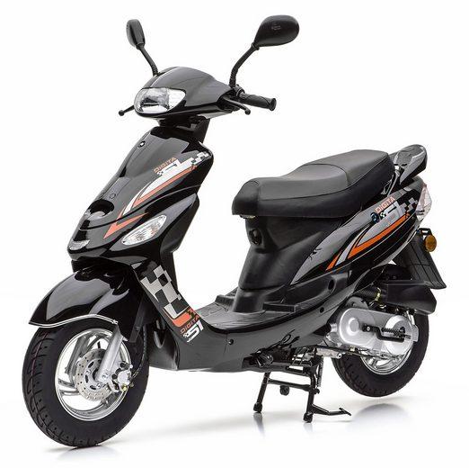 nova motors motorroller city star 49 ccm 45 km h ohne. Black Bedroom Furniture Sets. Home Design Ideas