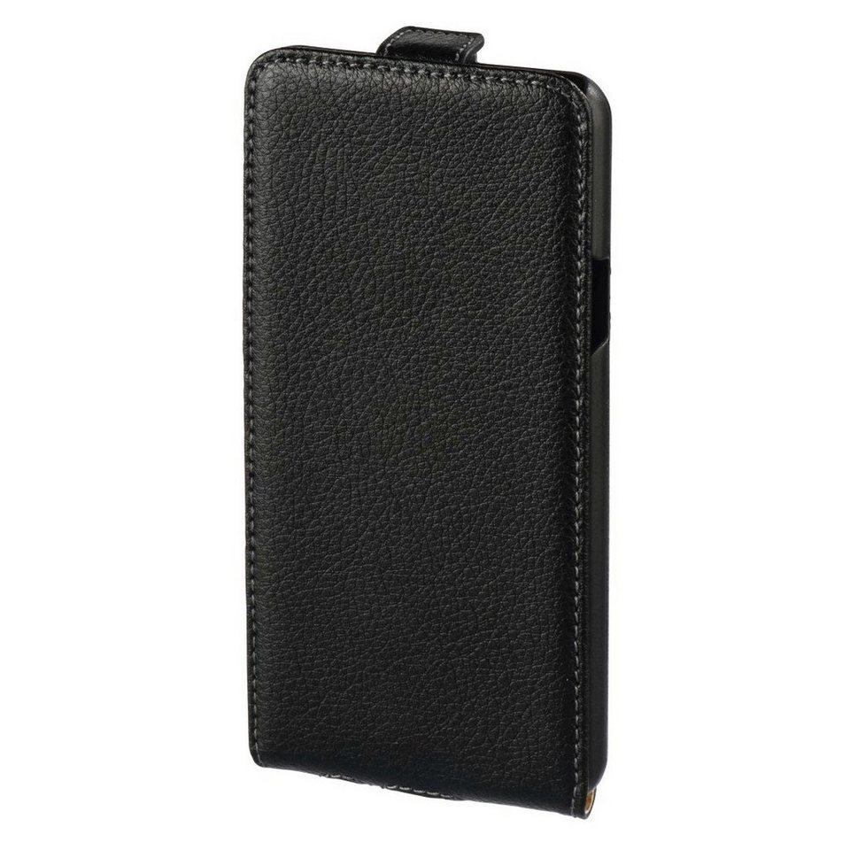 Hama Flap-Tasche Smart Case für Samsung Galaxy A3 (2016), Schwarz in Schwarz