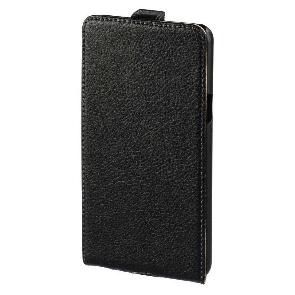Hama Flap-Tasche Smart Case für Samsung Galaxy A5 (2016), Schwarz in Schwarz