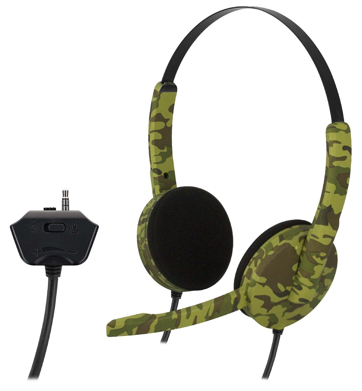 BIGBEN Stereo Gaming Headset grün »PS4«