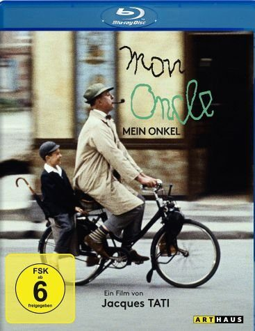 Blu-ray »Mon oncle - Mein Onkel«