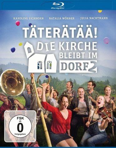 Blu-ray »Täterätää! Die Kirche bleibt im Dorf 2«