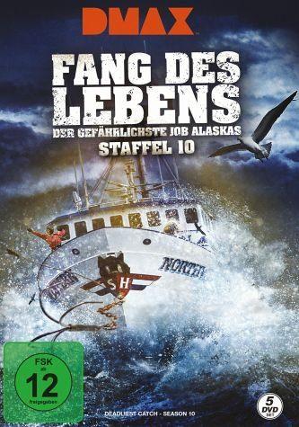 DVD »Fang des Lebens - Der gefährlichste Job...«
