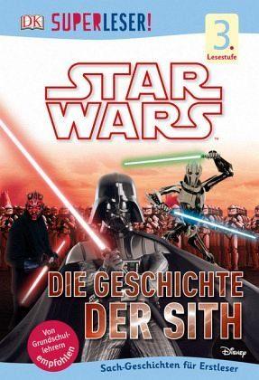 Gebundenes Buch »SUPERLESER! Star Wars(TM) Die Geschichte der Sith«
