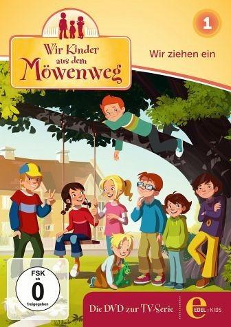DVD »Wir Kinder aus dem Möwenweg - Wir ziehen ein«