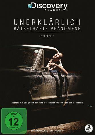 DVD »Unerklärlich - Rätselhafte Phänomene, Staffel...«