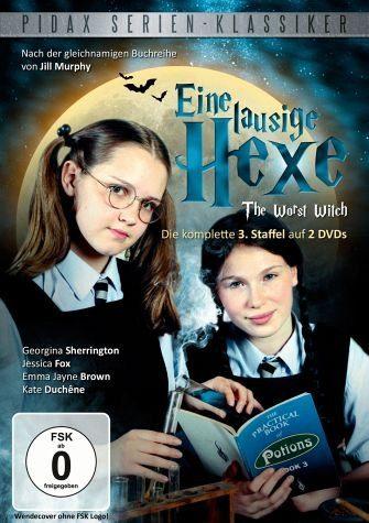 DVD »Eine lausige Hexe - Die komplette dritte Staffel«