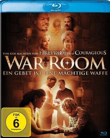 Blu-ray »War Room«