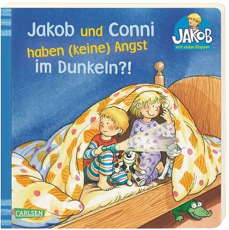 Buch mit Papp-Einband »Großer Jakob: Jakob und Conni haben (keine)...«