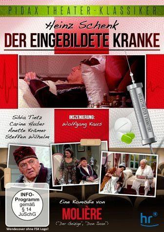 DVD »Der eingebildete Kranke«