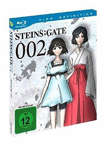 Blu-ray »Steins;Gate - Vol. 2«