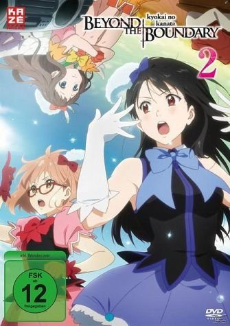 DVD »Beyond the Boundary - Vol. 2«
