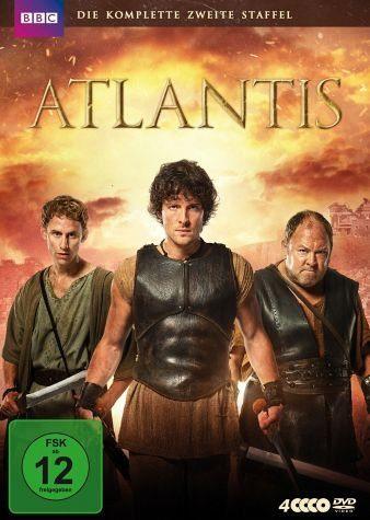 DVD »Atlantis - Die komplette zweite Staffel (4 Discs)«