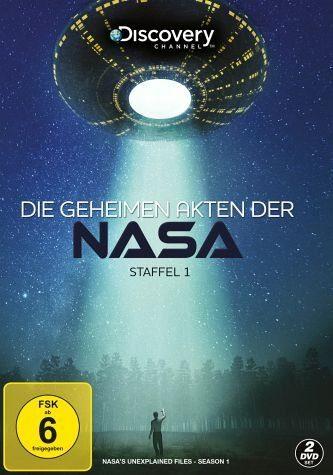 DVD »Die geheimen Akten der NASA - Staffel 1 (2 Discs)«